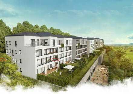 Reserviert! Exklusive 4- Zimmer Wohnung im Panorama Park in Cham mit EBK