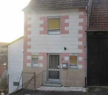 Kleines Haus in ruhiger Lage