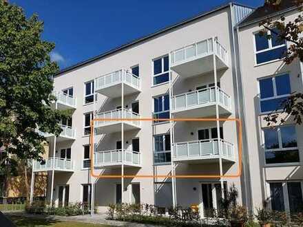 Weihnachtlich: bis 3 Monate mietfrei! Wohntraum mit 2 Balkonen und Grünblick!