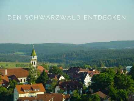 Betreutes Wohnen im Ortszentrum - SONNENGASSE, Pfalzgrafenweiler - Whg. A.11 (2 Zi, Dachgeschoss)