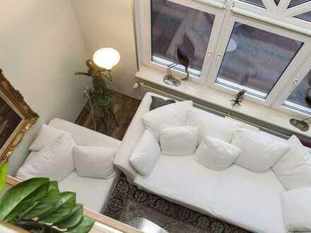 3,5-Zimmer-Maisonette-Wohnung mit Lift und Kfz-Stellplatz in Griesheim