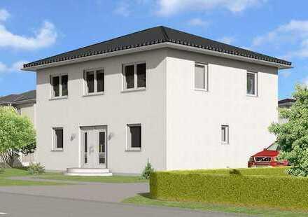 Stadtvilla 143 m² Nutzfläche auf 600 m² Grundstück in Toplage