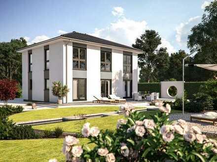 Neubau einer Stadtvilla nahe Revierpark Nienhausen