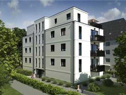 Neubau-Erstbezug: Schöne Zwei-Zimmer-Wohnung mit Balkon und zwei Bädern