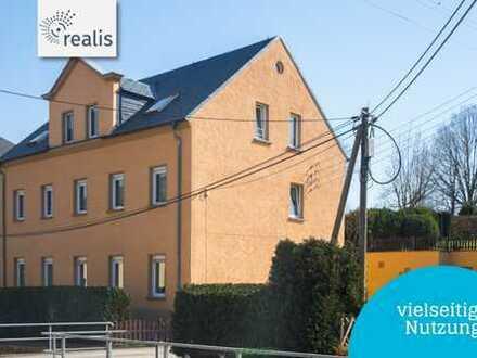 Geräumiges Haus in Burgstädt-Taura+exklusives Grundstück inklusive+für Anleger oder Eigennutzer