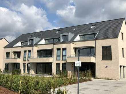 Neubau/Erstbezug Moderne 3-Zimmer-Wohnung mit großer Südloggia und PKW-Stellplatz