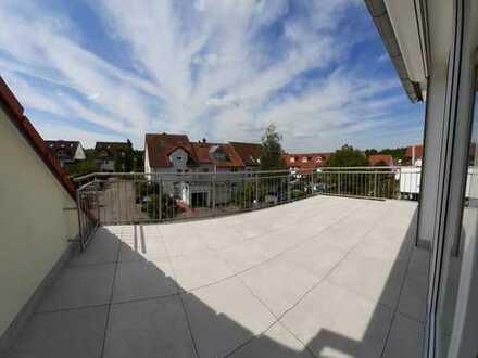 Dreieichenhain - DG Wohnung mit sonnigem Balkon