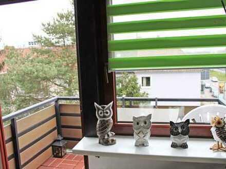 Besonders in Utbremen! 4 Zimmer-Maisonette-Wohnung mit 2 Balkonen...