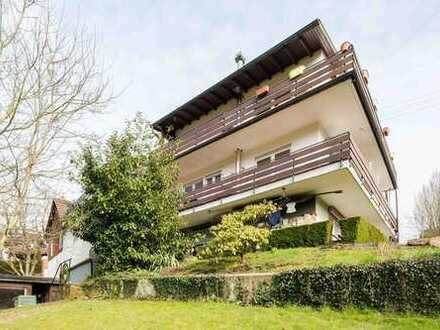Außerordentlich gepflegtes 3-Familienhaus in beliebter Halbhöhenlage von HD-Ziegelhausen
