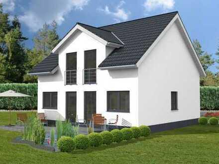 **Ein Architektenhaus ganz nach Ihren Wünschen in ruhiger Ortsrandlage*