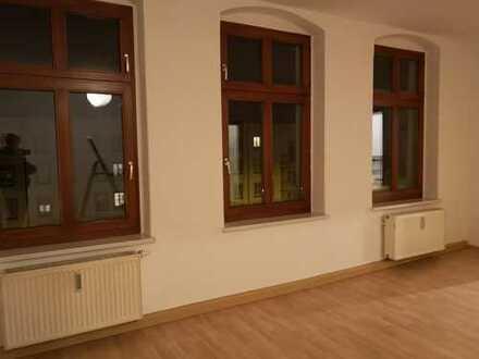 Schöne helle 1-Zimmer-Wohnung mit Einbauküche im Zentrum von Chemnitz