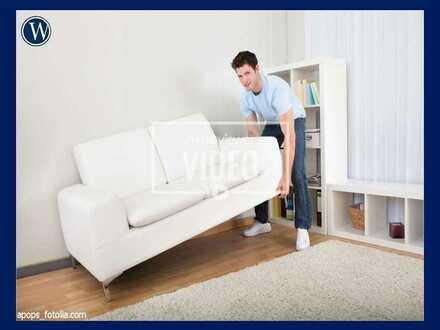Einziehen und WOHNFÜHLEN! Renovierte 2 Zimmer in guter Lage + neuer Boden + Tageslichtbad