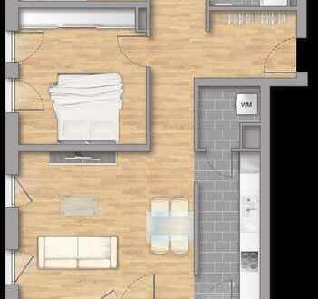 3 Zimmer Wohnung mit Loggia, Tiefgarage, Beratung vor Ort am Sonntag von 11:00-13:00 Uhr