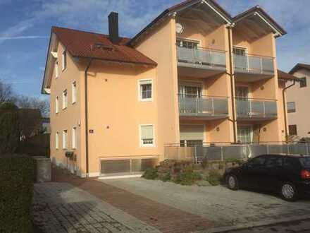 helle freundliche Obergeschosswohnung in Hepberg