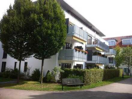 Vermietete seniorengerechte 2-Zi-Wohnung zu verkaufen