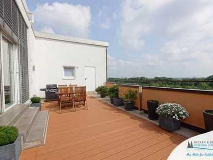 Penthouse-Traum mit 100 m² Dachterrasse: Finden Sie Ihr Glück in Pesch!