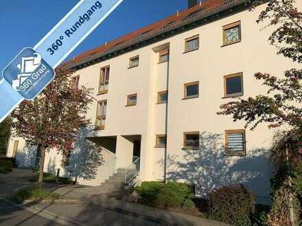 Gepflegte 2-Zimmer-Wohnung in ruhiger Lage für Selbstnutzer oder Vermieter