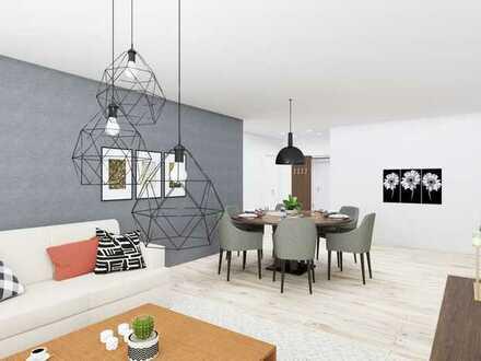 Lebensstil in Hockenheim - Neubau-Moderne Drei-Zimmer-Wohnung