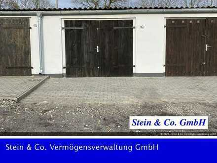 Bild_fü sofort - Garage im Garagenkomplex mit Stromversorgung