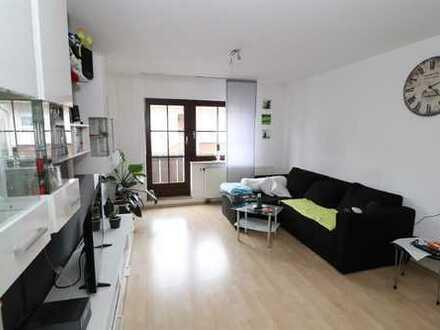 Vermietet: Schöne und gepflegte Eigentumswohnung mit Außenstellplatz