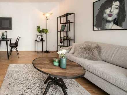 *Ein Zuhause im Herzen Essens* 2,5-Raum-Wohnung auf ca. 66 m² mit Loggia