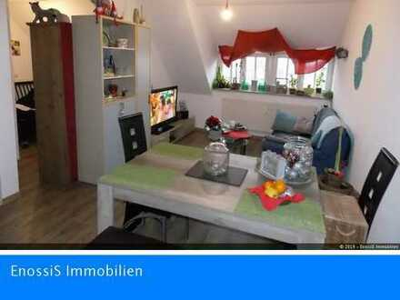 Hockenheim: Kapitalanlage: 1-Zimmer-Whg., DG, Aufzug, Keller