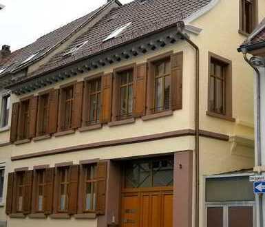 Erdgeschosswohnung im Stadtzentrum von Grünstadt