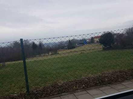 reserviert ruhiges, unverbaubares Aussichtsgrundstück in Regensburg für 1 DHH-Hälfte
