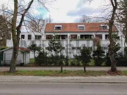 Wohncharme im Grünen: Helle 4-Zi.-Maisonette mit 2 Balkonen in attraktiver Lage von Kladow