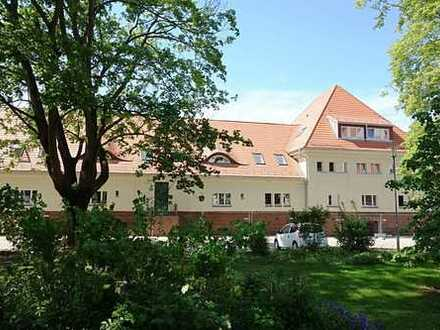 """""""Am Funkerberg - Marstall"""": Exclusive 2-Zimmer-Wohnung mit sonniger West-Gartenterrasse"""