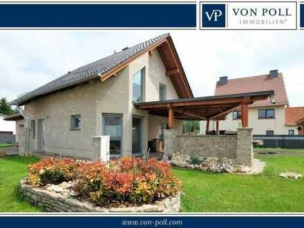 Neuwertiges Einfamilienhaus im Weimarer Land
