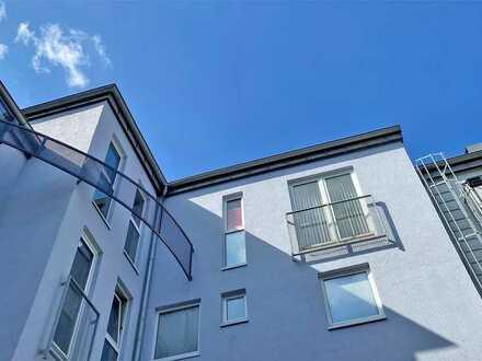 Moderne Maisonette-Wohnung mit TG-Stellplatz im Herzen der Altstadt von Kaiserslautern