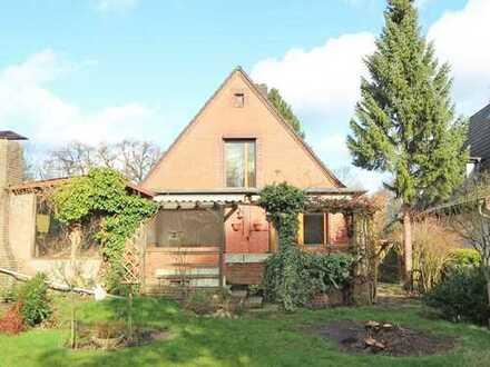 4,5 Zimmer- Einfamilienhaus  in bester Lage von Groß-Flottbek