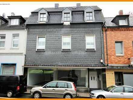 Gepflegtes Zweifamilienhaus mit Gewerbeeinheit in zentraler Lage von Kray sucht neuen Eigentümer!