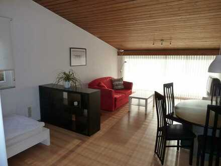 Freundliche 1-Zimmer-Erdgeschosswohnung mit Einbauküche in Markgröningen