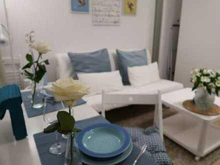 Zentral & ruhig: Ihr möbliertes Apartment in Bad Nauheim, Altstadt