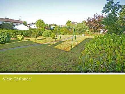 Starnberg: Charmante Doppelhaushälfte mit tollem Garten