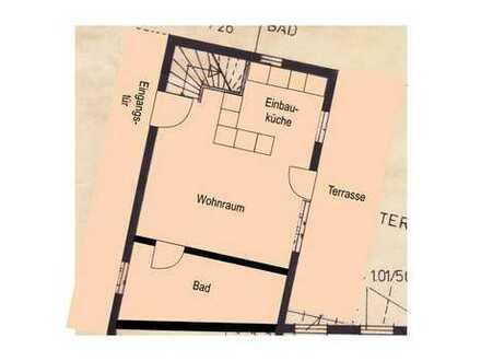 2-Zimmer-Maisonette-Wohnung im Süden Kölns