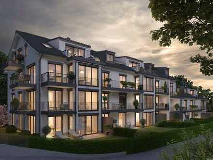 B05 L I V I N G - Unterföhring - Sonnige Südwohnung mit großem Balkon und Tageslichtbad