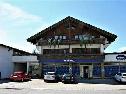 Haupteingangsstraße von Oberstdorf - Ladengeschäft zu vermieten
