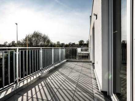 ELZE - Langfristig vermietete, seriöse Kapitalanlage! Riesiges Appartement im 1.OG mit großem Balkon