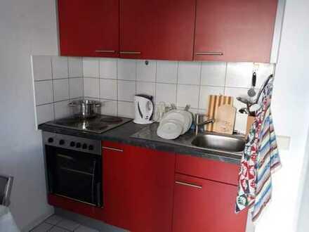 1-Zimmer-Wohnung mit Balkon, Tiefgarage und Einbauküche in Villingen-Schwenningen