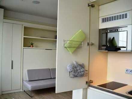 Nachmieter für Exklusive 1-Zimmer-Wohnung mit Einbauküche am Olympiazentrum, München