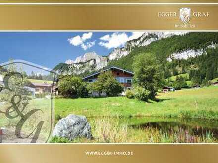 Bezauberndes Grundstück in sonniger Aussichtslage von St. Johann in Tirol