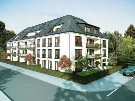 Nymphenburg: Repräsentative und elegante 5-Zimmer-Wohnung mit Südausrichtung