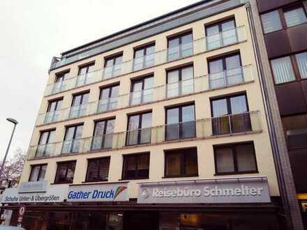 Schöner Wohnen! Teilmöblierte 3 Zimmer-WG in zentraler Lage von Düsseldorf