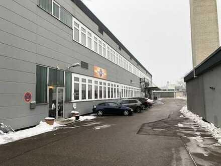 Büroeinheit mit 50 m² - ideal für ein Start Up (inklusive NK und Strom)
