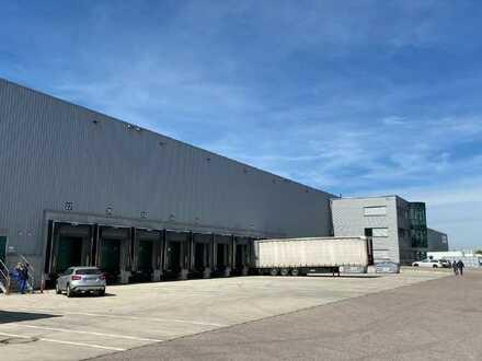 Moderne Logistikimmobilie im GVZ Augsburg