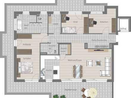 Zum Verlieben schön: Exklusives Top-Penthouse mit dem gewissen Extra!