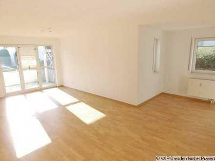 Idyllische Wohnlage! Top ausgestattet und sehr gepflete 3-Zi.-Wohnung mit Balkon